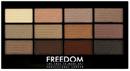 Freedom Makeup Pro 12 Szemhéjpúder Paletta Le Fabuleux