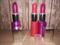 Clinique Pop Glaze Sheer Lip Colour + Primer rúzsok 02,08 árnyalatokban