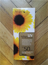 So Leaf Sunflower UV Sun Block Cream SPF50/Pa+++