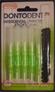 AKCIÓ Dontodent Interdental Sticks - 5 db
