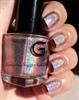 Glitter Gal Fuchsia 3d Holo