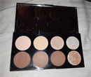 MakeUp Revolution Ultra Contour Palette+ajándék L'oreal paletta