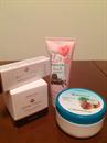 Oriflame - La Praline Kézkrém + arckrém, szemránckrém, többfunkciós krém