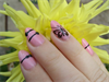 Dotts, stripes and butterfly