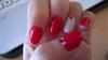 Győnyörű piros-nude