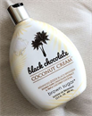 Brown Sugar Black Chocolate Coconut Cream 200X