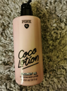 3000 Ft Victoria Secret Pink Coco Lotion