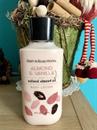Bath & Body Works Almond&Vanilla Body Lotion