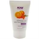 Now Foods Solutions Vitamin C & Sea buckthorn hidratálókrém