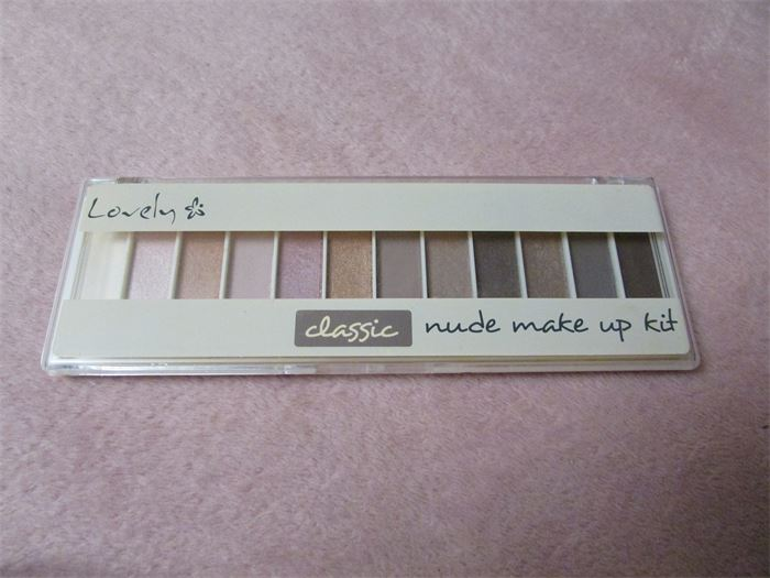 Lovely Classic Nude Make Up Kit