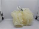 TBS The Body Shop Bath Lily MINI fürdőrózsa/fürdőpamacs/pamacs/szivacs - krémszínű/bézs/vajszínű/fehér