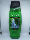 Avon Senses Amazon Jungle 2in1 for Men Sampon és Tusfürdő XL 500 ml