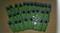 Innisfree The Green Tea Seed Serum 30 db-os mintacsomag - új, bontatlan