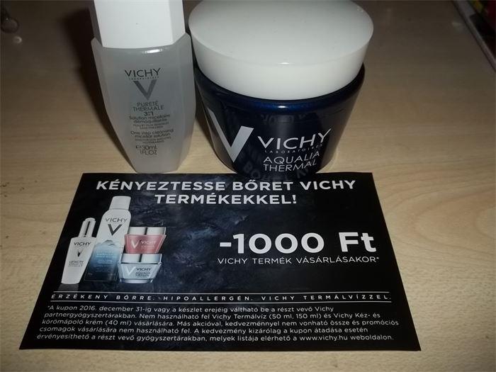 Vichy krem ar