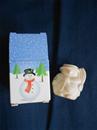 Avon Hóember alakú szappan, LEJÁRT