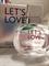 Benetton Let's Love Woman