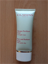 Clarins Truly Matt Pure And Radiant Mask