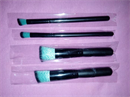 eBay 10Pcs Professional Makeup Brushes Set
