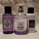 CSERE is - The Body Shop White Musk EDT szett