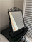 Sminktükör, asztali tükör 27x43 cm