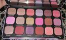 Makeup Revolution Unconditional Love - Forever Flawless szemhejpúder paletta