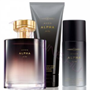 2000,- Ft - Avon Alpha for Him Szett