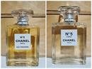 Chanel N°5 L'Eau + N°5 Eau Premiere fújósok