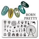 Born Pretty Store Nyomdalemez BP L042