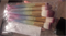 Mayani Design Mermaid Brush Set - Rainbow