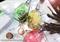 Avon Scent Essence Lime-Verbena Kölni+sok más finomság:)