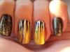 Őszi arany-fekete