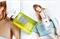 Jenny Glow Green Cucumber EDP+sok más finomság:)