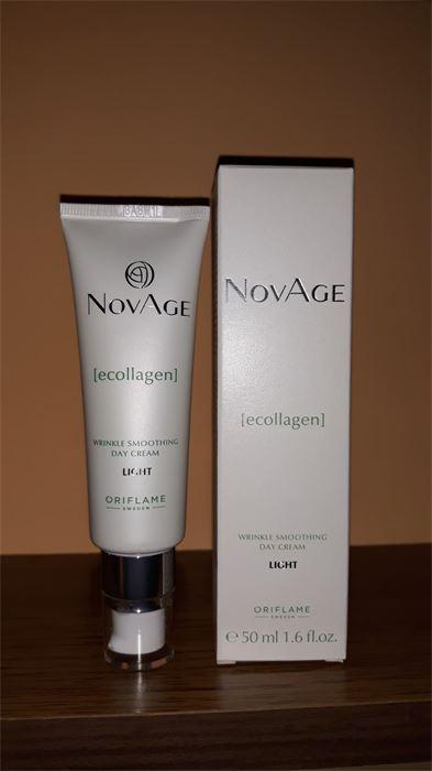Eladó: Oriflame NovAge Ecollagen Light Ránctalanító..