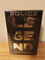 Police Legend For Man EDP 30ml